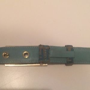 Fendi Accessories - Fendi skinny belt